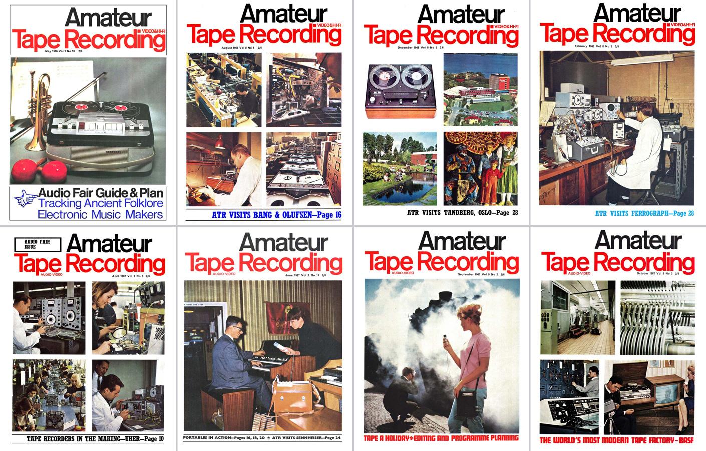 Amateur tape